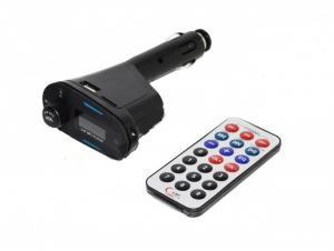 Modulator FM MP3 cu telecomanda si bluetooth