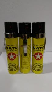 Spray paralizant pentru autoaparare Nato 110 ml