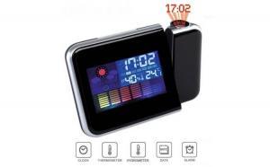 Statie meteo cu ceas si proiectie ora DS-8190