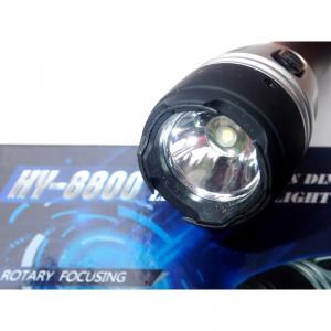 Lanterna electrosoc autoaparare HY-8800