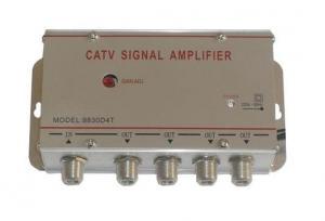 Amplificator semnal tv terestru cu 4 canale