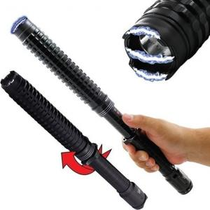 Electrosoc baston extensibil pentru autoaparare  Police HY - X10