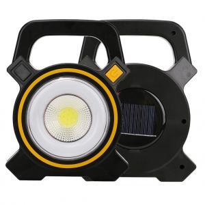 Lanterna cu Led-uri si incarcare solara JY-819
