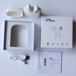 Casti wireless i7S TWS