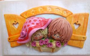 Figurine ceramica