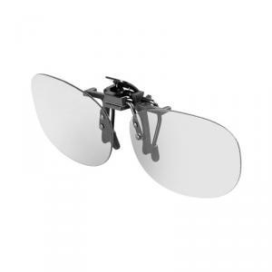 Ochelari 3D Goobay, mecanism fixare
