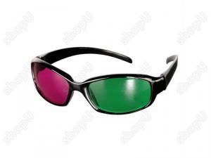 Ochelari 3D Magenta-Verde