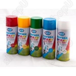 Spray cu vopsea