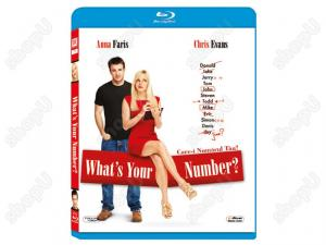 What's Your Number BluRay