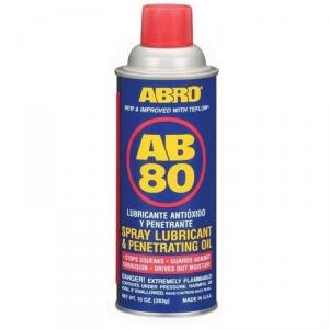 Spray teflon lubrifiant