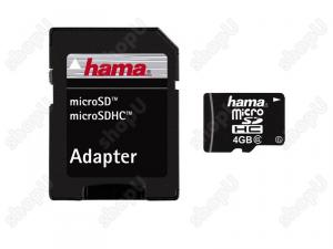 Card micro sd (4gb)