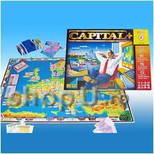 Joc de afaceri Capital