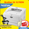 Brother hl 5170dn, monocrom, 21 ppm, 2400 x 600 dpi