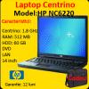 Laptopuri second hp nc6220, intel pentium m centrino,