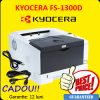 Kyocera fs-1300d, 30 ppm, duplex, usb, monocrom, a4