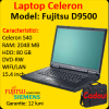 Laptopuri second hand fujitsu siemens d9500, celeron