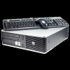 Calculator hp dc7900, core 2 duo e7500, 2.93ghz, 2gb ddr2, 160gb,