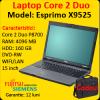 Laptopuri second hand fujitsu siemens esprimo x9525,
