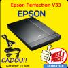 Scanner ieftin epson perfection v33, flatbed, color,