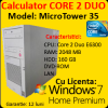 Windows 7 home + calculator