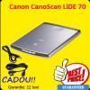 Scanner flatbed canon canoscan lide 70, rgb led, 2400 x 4800 dpi, a4,