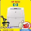 Imprimanta second hand color hp 4600, 17 ppm, paralel