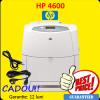 Imprimanta second hand color hp 4600, 17 ppm, paralel