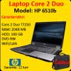 Laptop ieftin hp 6510b notebook, intel core 2 duo t7250, 2.0ghz, 2gb,