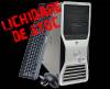 Workstation second hand dell precision 390, core 2 extreme