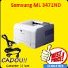 Samsung ml 3471nd, duplex, retea, usb, 33ppm, 1200 x