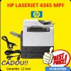 Imprimanta hp laserjet 4345 mpf, copiere,