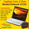 Laptop ieftin fujitsu siemens s7210, core 2 duot8100, 2.1ghz,