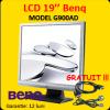 Lcd sh benq g900ad, 19 inci, 1280 x 1024, 16.7 milioane