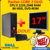 Dell optiplex 755 desktop, dual core e2220, 2.4ghz, 2gb, 80gb,