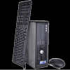 PC Dell OptiPlex 760 Desktop, Intel Core 2 Duo E7400, 2.8Ghz, 2Gb DDR2, 160Gb, DVD-RW