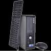 Pc dell optiplex 760 desktop, intel core 2 duo e7400, 2.8ghz, 2gb