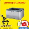 Imprimanta second hand samsung ml-2855nd, laser monocrom, duplex,