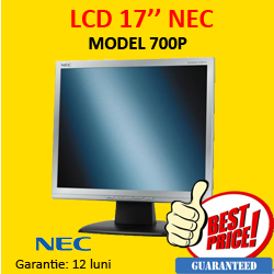Monitor second hand nec