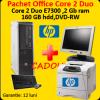 Calculator hp dc7900, core 2 duo