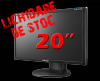 Monitor sh lcd samsung 2043bw de 20