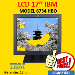 Monitoare second hand ibm