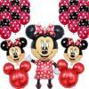 Set baloane Minnie Mouse (28 piese)