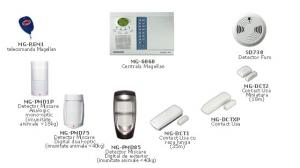 Montaj alarme antiefractie