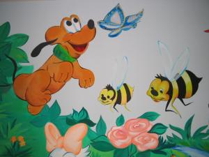 Pictura camera copii