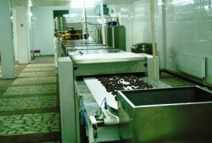 UTILAJE LINIE CIOCOLATA - CHOCOLATE MACHINERY LINE