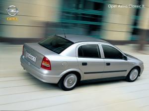 Opel astra opel astra g