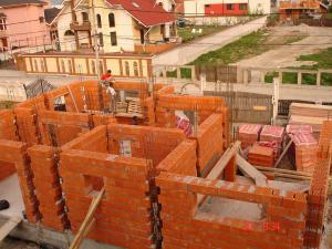 Fundatii vile case blocuri