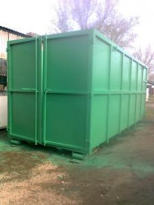 Containeri pentru deseuri