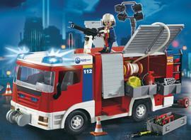 Jucarie masina de pompieri