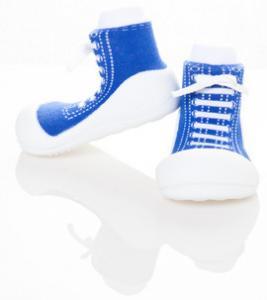 Pantofi baietei Sneakers Blue L - ATPAS05-BLUE-L
